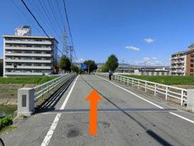 丹波橋駅からの行き方